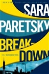 Paretsky, Sara - Breakdown (Signed First Edition)