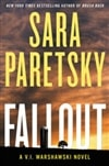 Fallout | Paretsky, Sara | Signed First Edition Book