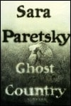 Paretsky, Sara | Ghost Country | Signed First Edition Book