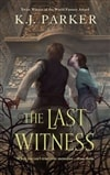 Parker, K.J. | Last Witness, The | First Edition Trade Paper Book