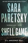 Shell Game by Sara Paretsky | Signed First Edition Book