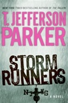 Parker, T. Jefferson - Storm Runners (Signed First Edition)