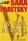 Total Recall | Paretsky, Sara | Signed First Edition Book
