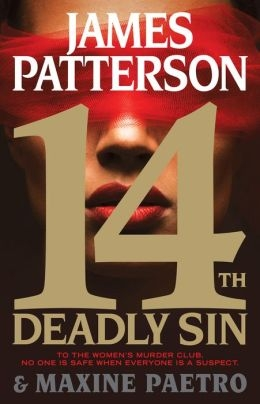 14th Deadly Sin Hour by James Patterson and Maxine Paetro