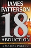 Patterson, James & Paetro, Maxine | 18th Abduction, The | Signed First Edition Copy