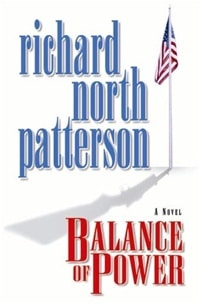 Balance of Power | Patterson, Richard North | Signed First Edition Book
