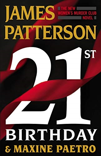 21st Birthday by James Patterson & Maxine Paetro