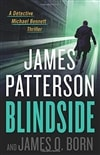 Patterson, James & Born, James O. | Blindside | Signed First Edition Copy