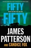 Fifty Fifty | Patterson, James & Fox, Candice | Signed First Edition Book