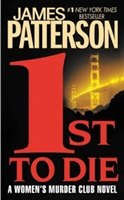 1st to Die | Patterson, James | Signed First Edition Book
