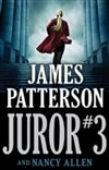 Juror #3 by James Patterson & Nancy Allen | First Edition Book