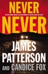Patterson, James & Fox, Candice | Never Never | Signed First Edition Book