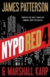 NYPD Red 4 | Patterson, James & Karp, Marshall | Double-Signed 1st Edition