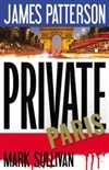 Private: Paris | Patterson, James & Sullivan, Mark | Signed First Edition Book