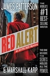 Red Alert: An NYPD Red Mystery | Patterson, James & Karp, Marshall | Signed First Edition Book