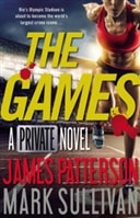 Patterson, James & Sullivan, Mark | Games, The | Signed First Edition Book