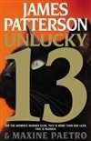 Unlucky 13 by James Patterson & Maxine Paetro | Double-Signed 1st Edition Book