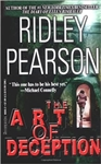 Art of Deception, The | Pearson, Ridley | Signed First Edition Book