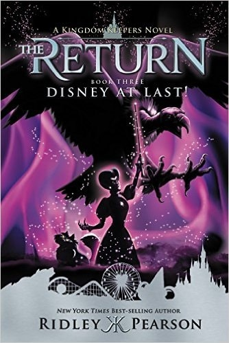 Disney at Last! by Ridley Pearson