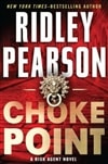 Pearson, Ridley - Choke Point (Signed First Edition)