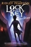 Pearson, Ridley | Lock and Key: The Initiation | Signed First Edition Book