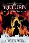 Kingdom Keepers The Return 2: Legacy of Secrets | Pearson, Ridley | Signed First Edition Book