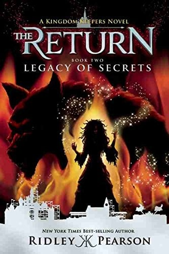 Legacy of Secrets by Ridley Pearson