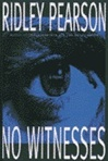 No Witnesses | Pearson, Ridley | Signed First Edition Book