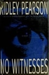 Pearson, Ridley - No Witnesses (Signed First Edition)