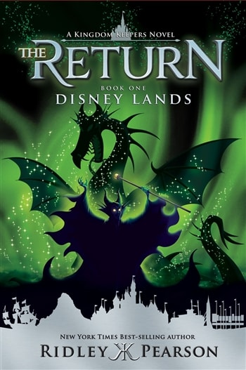 Disney Lands by Ridley Pearson