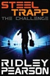 Steel Trapp: The Challenge | Pearson, Ridley | Signed First Edition Book