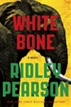 Pearson, Ridley | White Bone | Signed First Edition Book