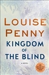 Kingdom of the Blind | Penny, Louise | Signed First Edition Book