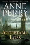 Perry, Anne - Acceptable Loss (Signed First Edition)