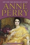 Perry, Anne - Angel Court Affair, The (Signed First Edition)