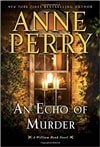Perry, Anne | Echo of Murder, An | Signed First Edition Book