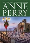 Perry, Anne | Christmas Escape, A | Signed First Edition Book