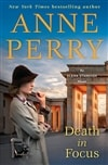 Perry, Anne | Death in Focus | Signed First Edition Copy
