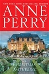 Perry, Anne | Christmas Gathering, A | Signed First Edition Copy