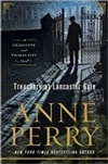 Treachery at Lancaster Gate, The | Perry, Anne | Signed First Edition Book