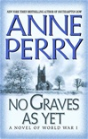 Perry, Anne - No Graves As Yet (Signed First Edition)