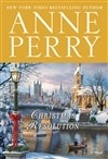 Perry, Anne | Christmas Resolution, A | Signed First Edition Book