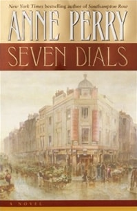 Seven Dials | Perry, Anne | Signed First Edition Book
