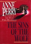 Sins of the Wolf, The | Perry, Anne | Signed First Edition Book