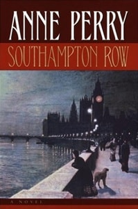 Southampton Row | Perry, Anne | Signed First Edition Book