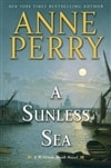 Perry, Anne - Sunless Sea, A (Signed First Edition)