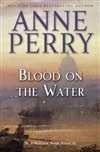 Blood On The Water | Perry, Anne | Signed First Edition Book