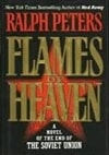 Peters, Ralph | Flames of Heaven | Signed First Edition Book