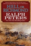 Hell or Richmond by Ralph Peters | Signed First Edition Book