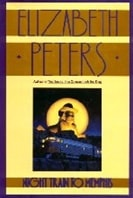 Night Train to Memphis | Peters, Elizabeth | Signed First Edition Book